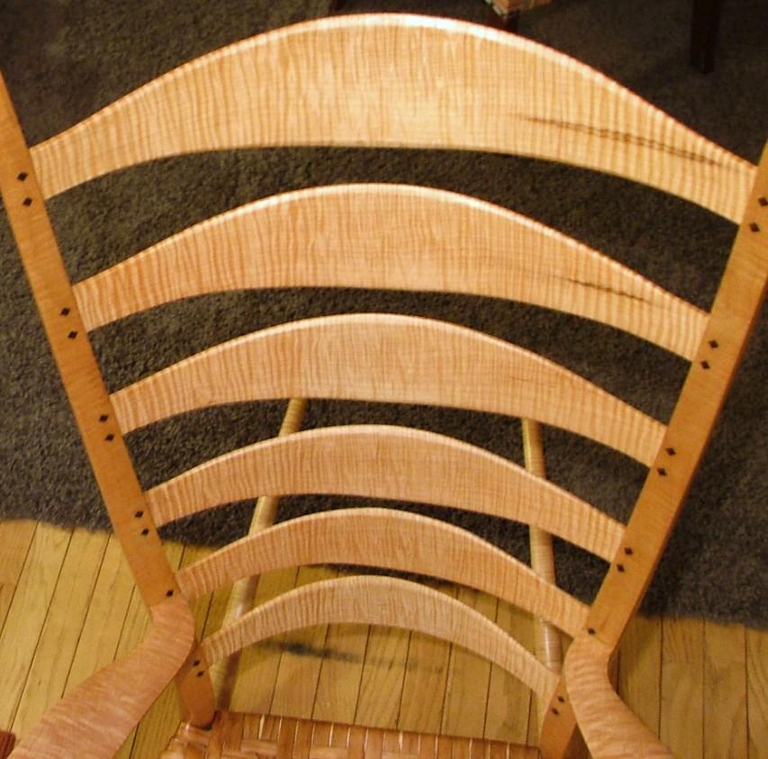 Download Ladder Back Rocking Chair Plans Plans Free