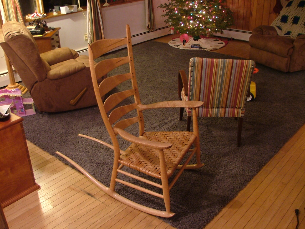 Build Amish Rocking Chair Plans DIY PDF Free Woodworking Plans Doll . Full resolution‎  snapshot, nominally Width 1280 Height 960 pixels, snapshot with #B37818.