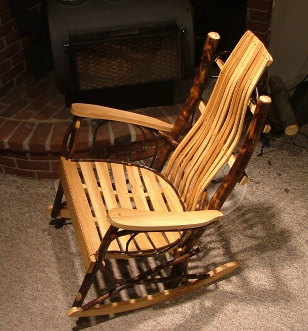 rocking chair plans hal taylor